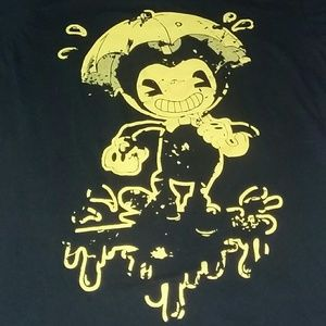 2012 Bendy and the Ink Machine Shirt Video Game